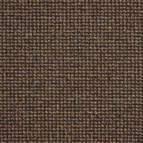 Brown Anthracite Denver Loop Feltback Carpet Remnant far