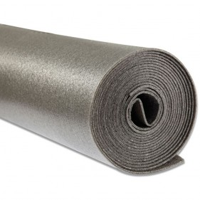 Graphite Foam Budget Carpet Underlay Roll